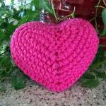 Heart of Crochet - Ornament..